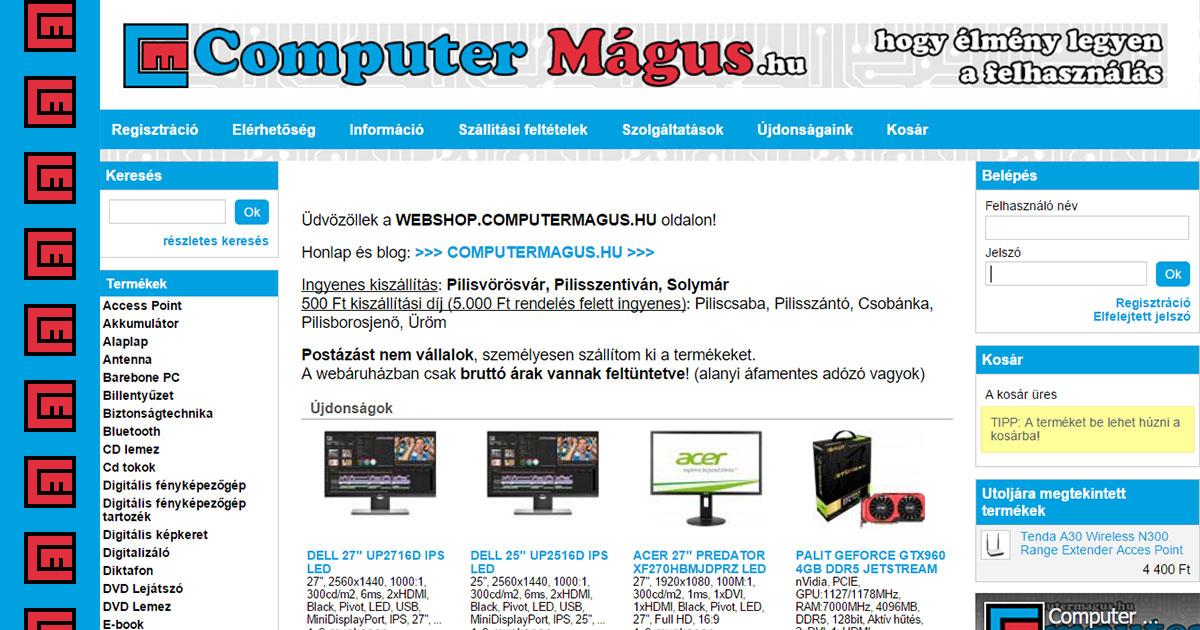 CM_webshop